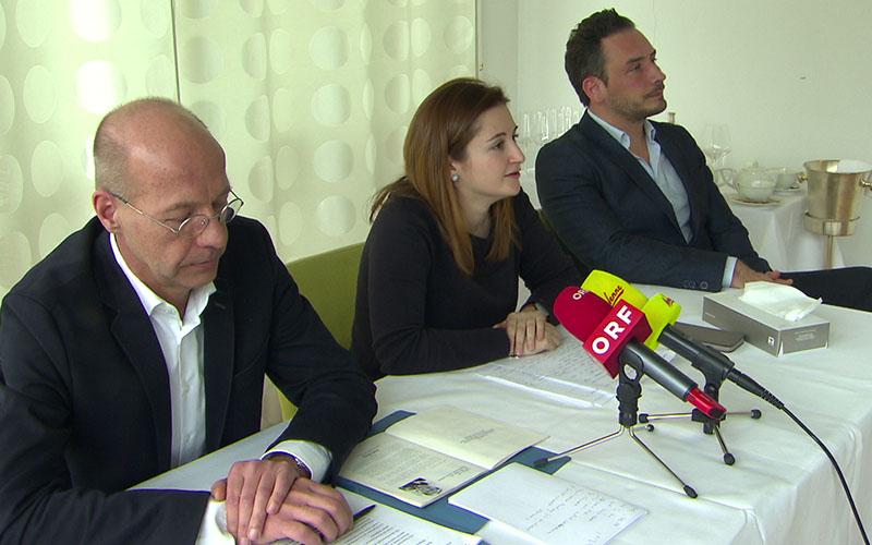 FPÖ Pressekonferenz