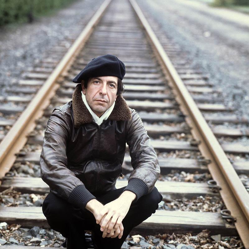 Leonard Cohen 1976