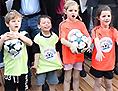 18 Nogometni turnir otroški vrtci Koroška Mini 2018