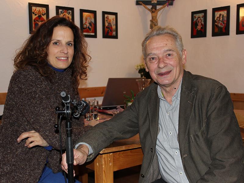 Alice Herzog und Felix Mitterer