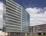 Zentrale der Salzburger Gebietskrankenkasse (GKK) in der Stadt Salzburg