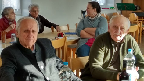 100 éves lakodalmas Őriszigeten