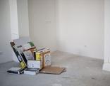 Neubau-Wohnung