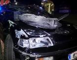 Unfall Lauterach