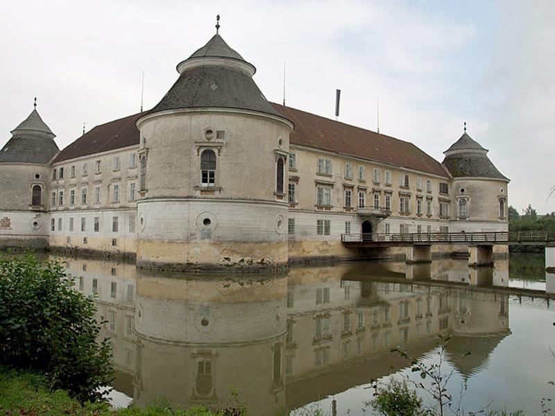 Wasserschloss Aistersheim