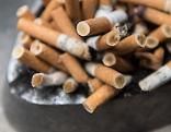 Aschenbecher Zigaretten Rauchen