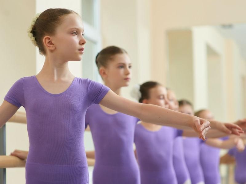 Ballett Training