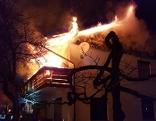 Brand Wohnhaus Villach