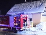 Brand Mittlern sieben Verletzte Familie