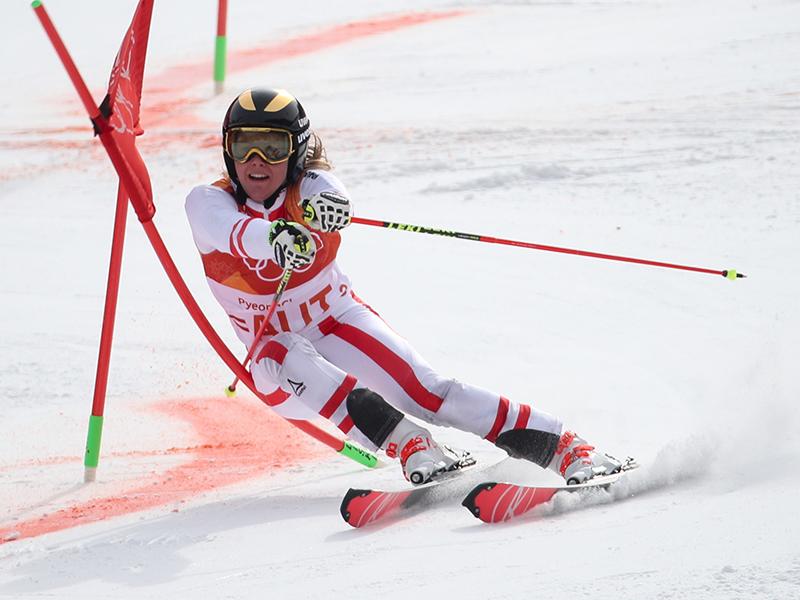 Liensberger holt Team-Silber