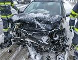 Unfälle Schnee
