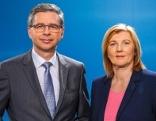 Bernhard Bieche und Martina Steiner