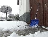 Schnee Schneeschaufeln Schneeräumen