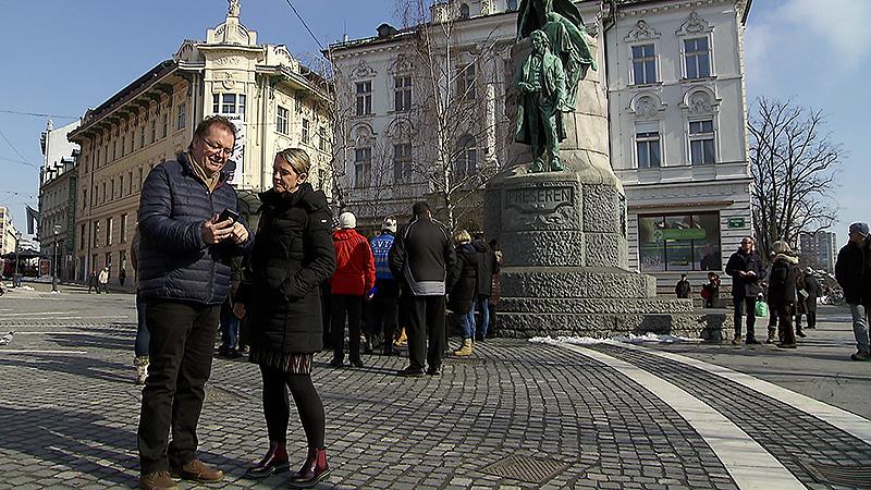 SSC Laibach Ljubljana-App