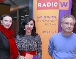 Christina Beran, Jasmin Dolati, David Pesendorfer