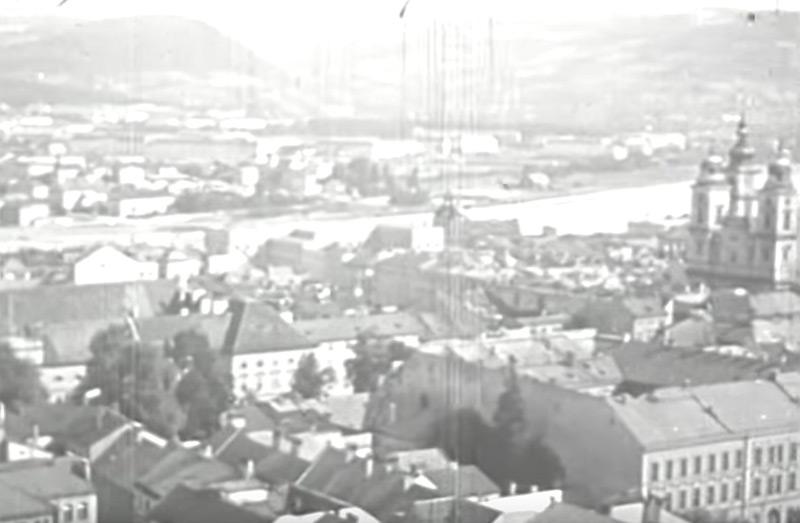 Linz am 12. März 1938