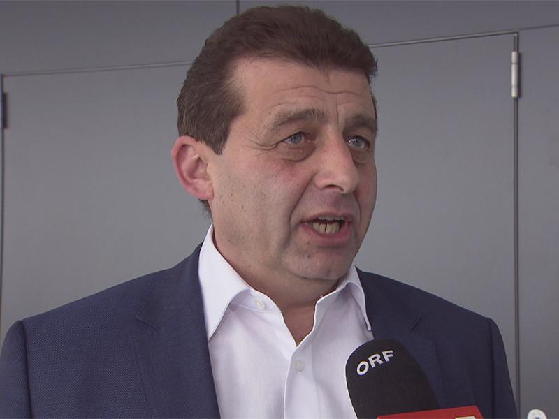 Martin Greisberger, Bürgermeister von Thalgau (ÖVP)
