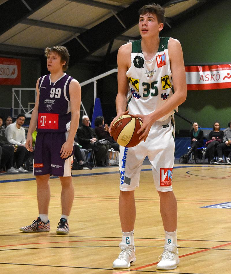 Basketball Luka Brajkovic USA