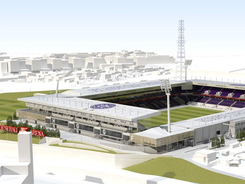 BVB weiht neues Wiener Stadion ein