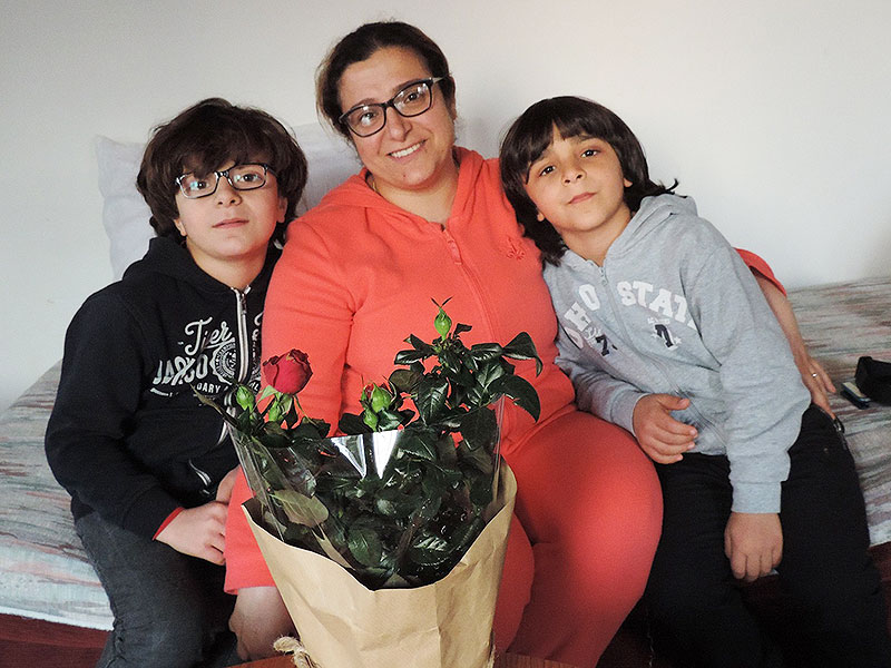 Oberwart Familie abgeschoben Flüchtlinge Abschiebung