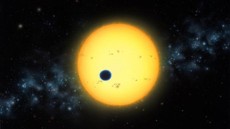 Exoplaneten HD209458