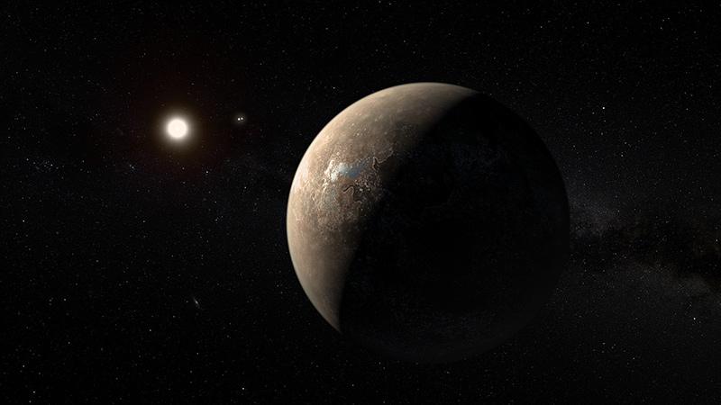 Exoplanenten Proxima Centauri