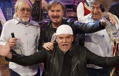 Karl-Heinz Ulrich, Nik P, DJ Ötzi und Bernd Ulrich (von den Amigos)