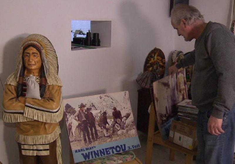 Winnetou-Sammler