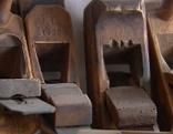 Altes Holzwerkzeug
