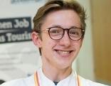 Moritz Standmann Lehrling Gold Landesmeisterschaften