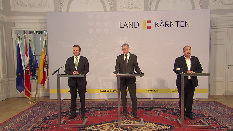 Koalition Benger Kaiser Holub