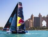Red Bull Sailing in Maskat Oman