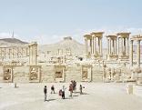 Tadmor, Palmyra, Syrien, 2011