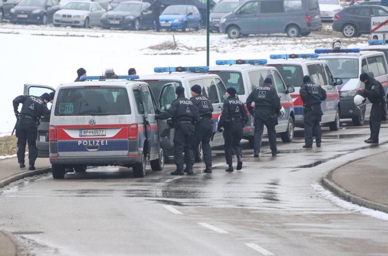 Polizeieinsatz Aistersheim
