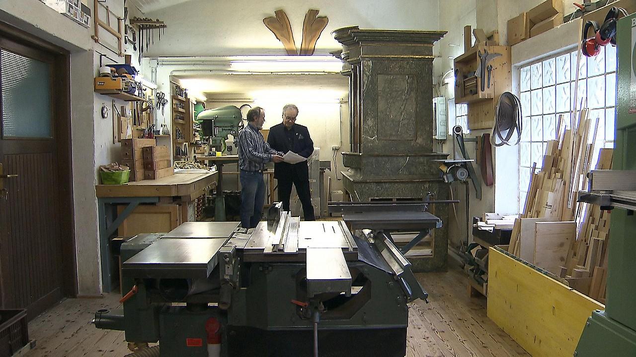 Liszt Orgel Restaurierung