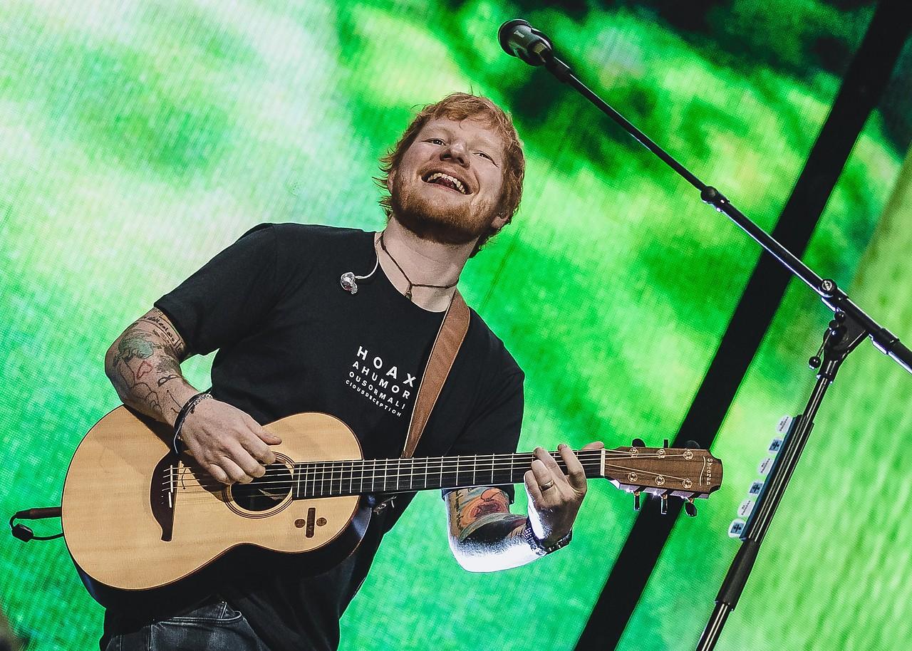 Ed Sheeran Klagenfurt