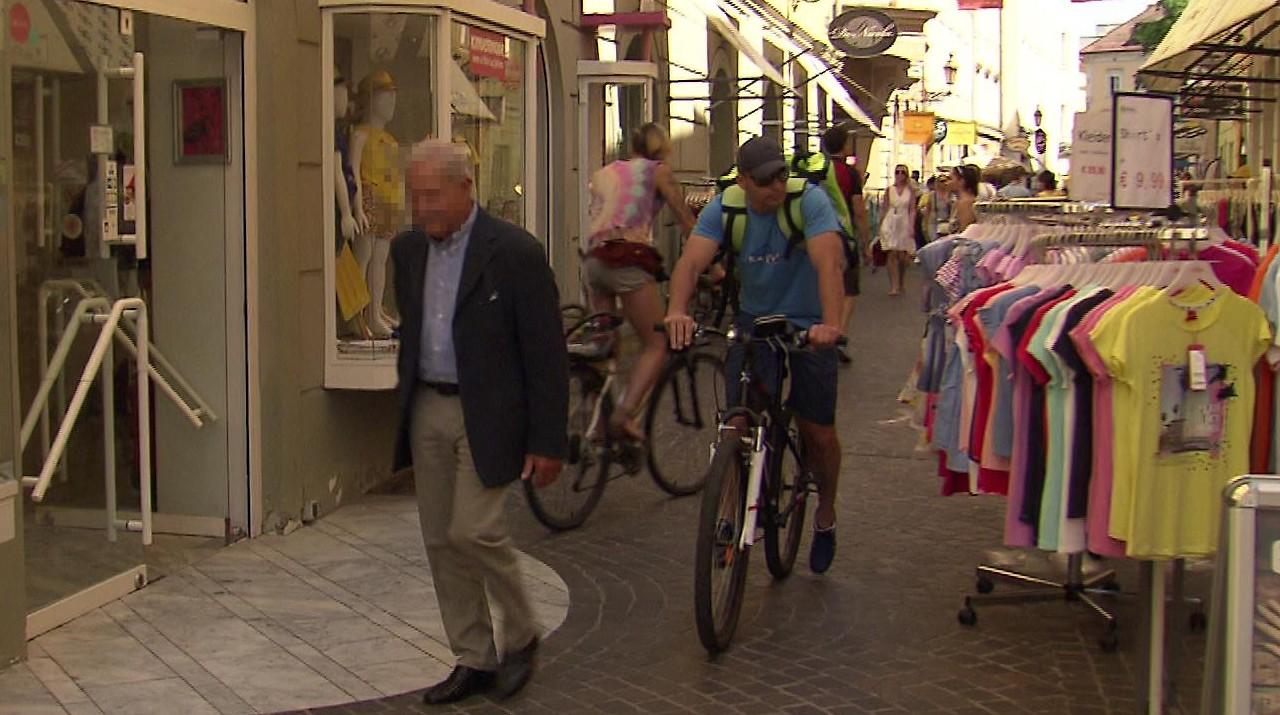 Fahrrad und Motorrad: Was ist erlaubt? kaernten.ORF.at