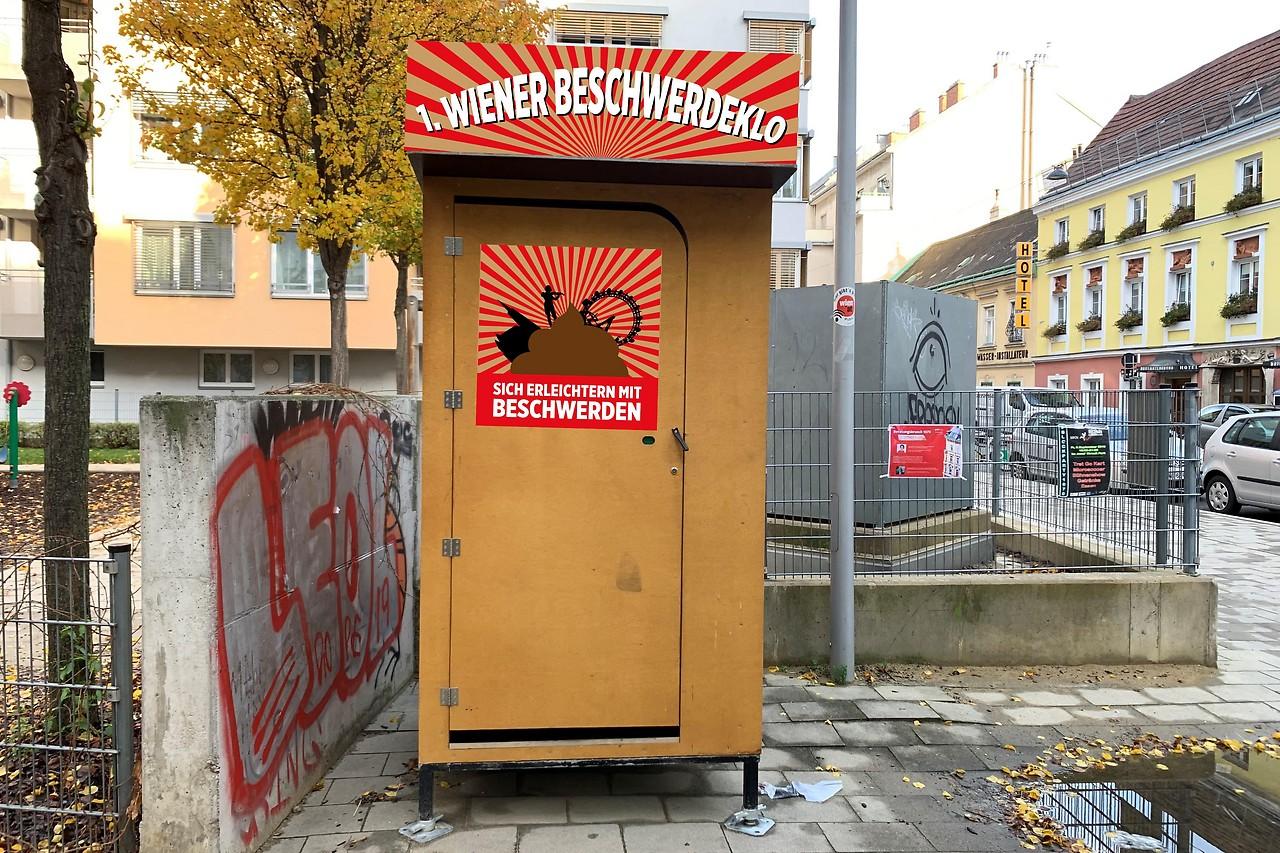 Raunzen Am Ersten Wiener Beschwerdeklo Wienorfat