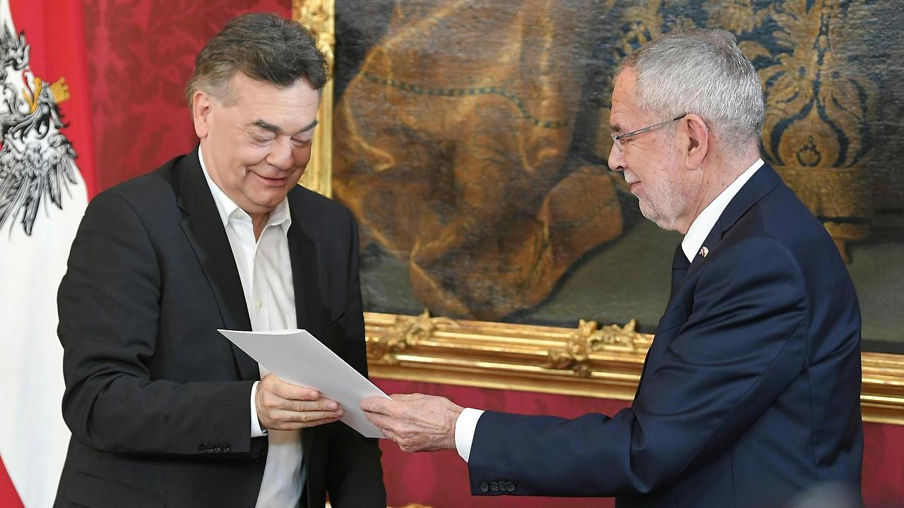 Neue Regierung Mit Starker Steiermark Steiermark Orf At