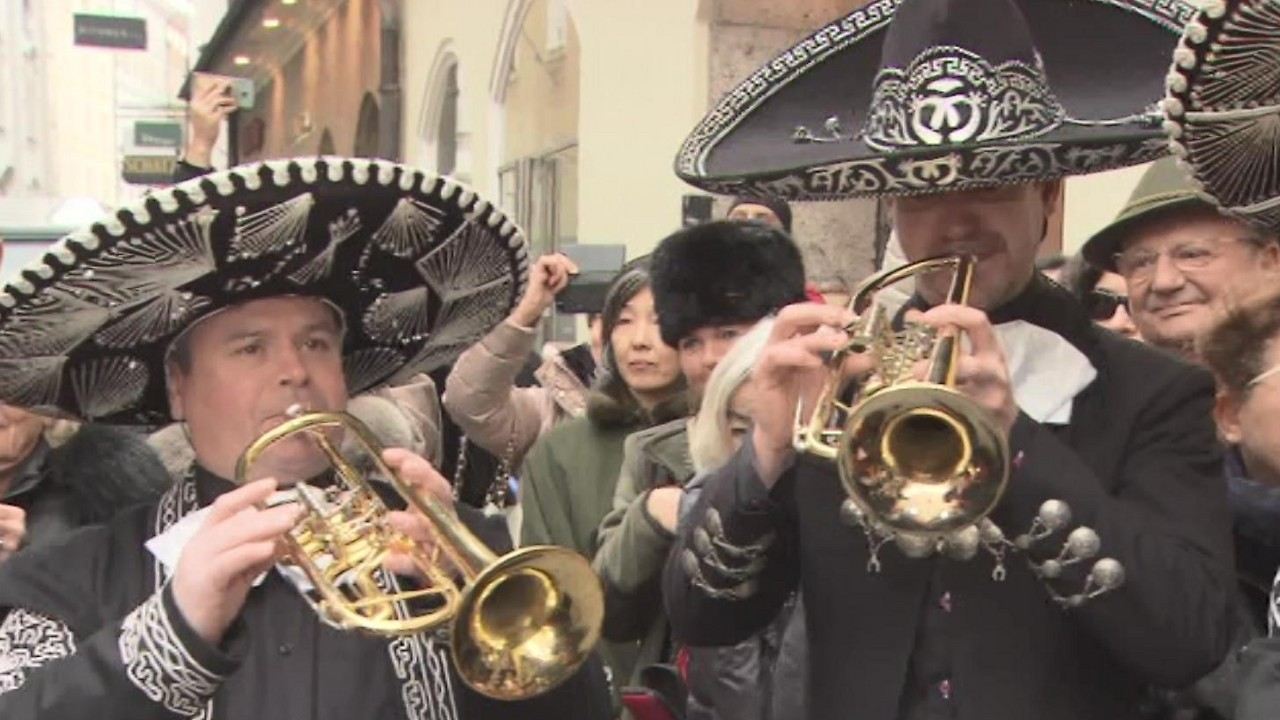 Mexikanisches Paar Bei Hartem Fick