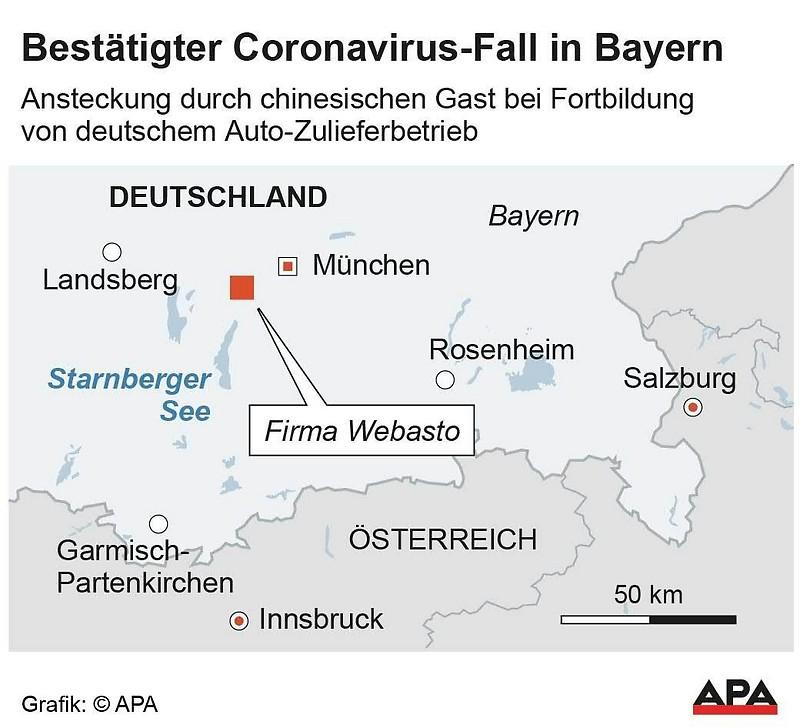Coronavirus Tirol In Kontakt Mit Bayern Tirol Orf At