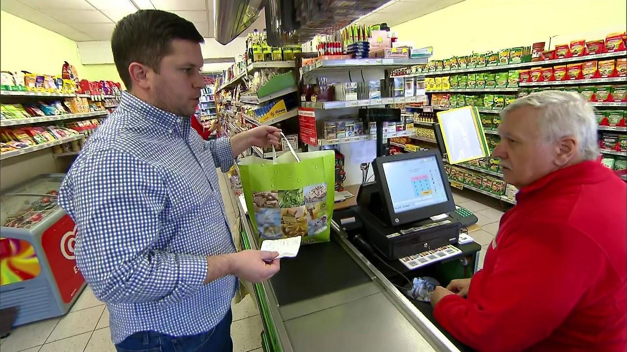 Supermarktketten Geschlossen