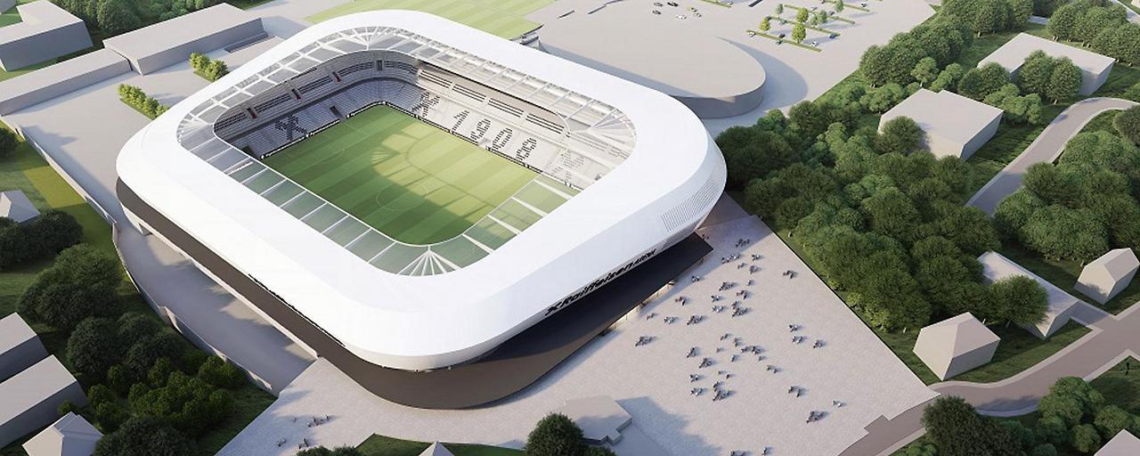 30 Mio. Euro Förderung für neues Stadion