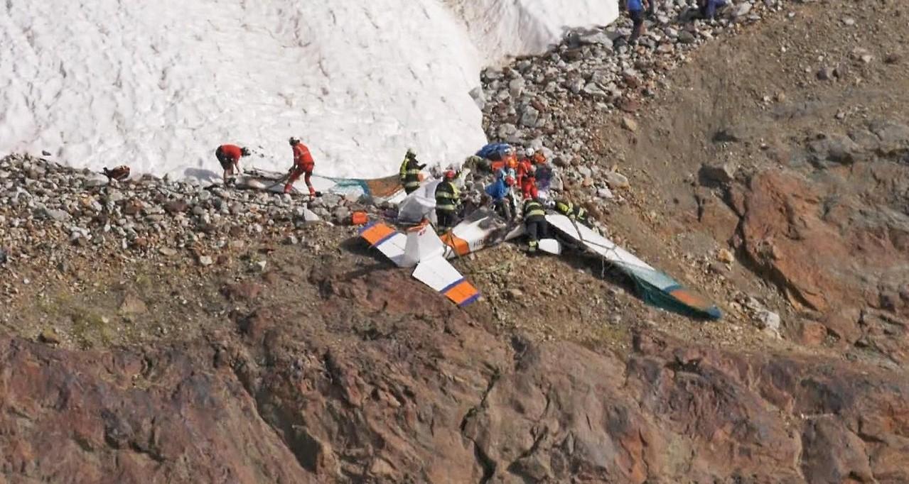 Zwei Tiroler Bei Flugzeugabsturz Gestorben Tirol Orf At