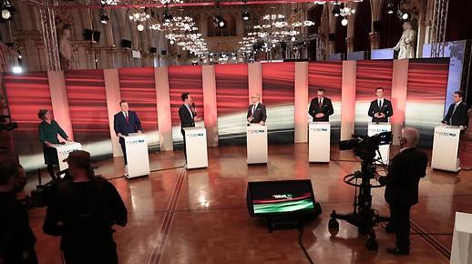 österreich Wahl Live Ticker