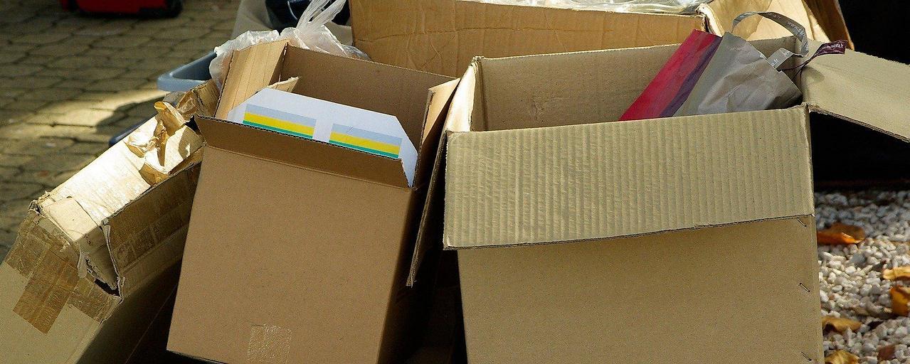 Im Lockdown wird mehr Müll produziert