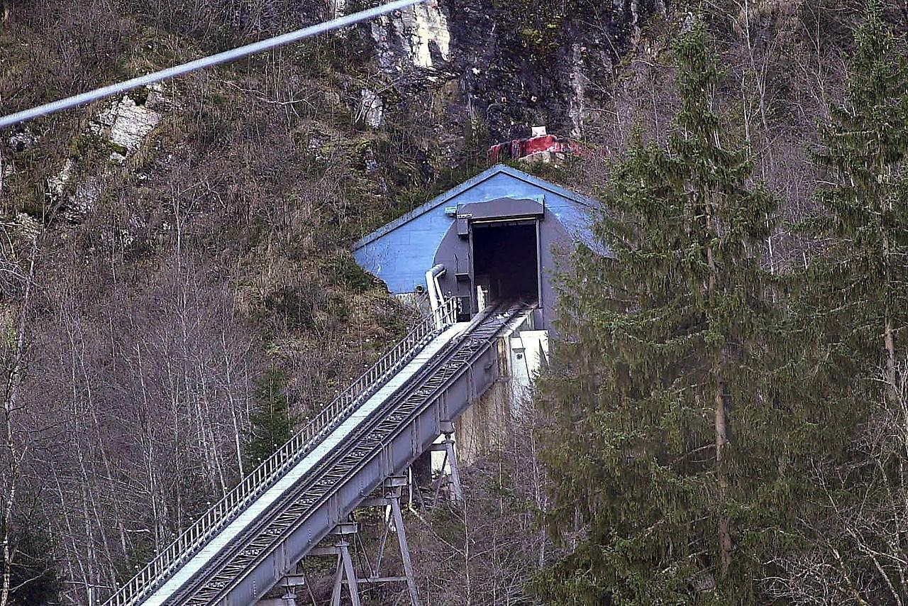 Kaprun Tunnel Verschlossen