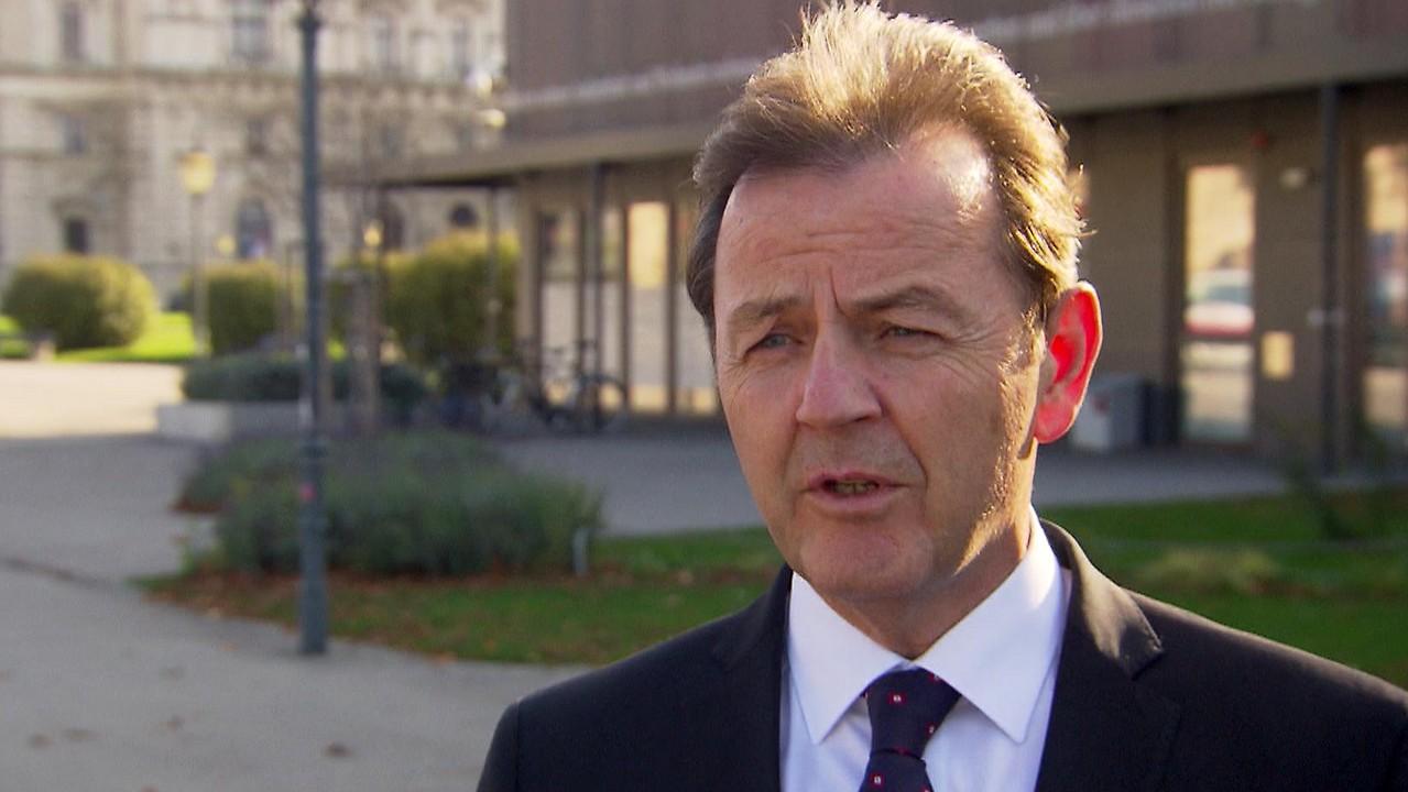 Nikolaus Berlakovich, govornik za narodne skupnosti v vrstah ljudske stranke ÖVP.