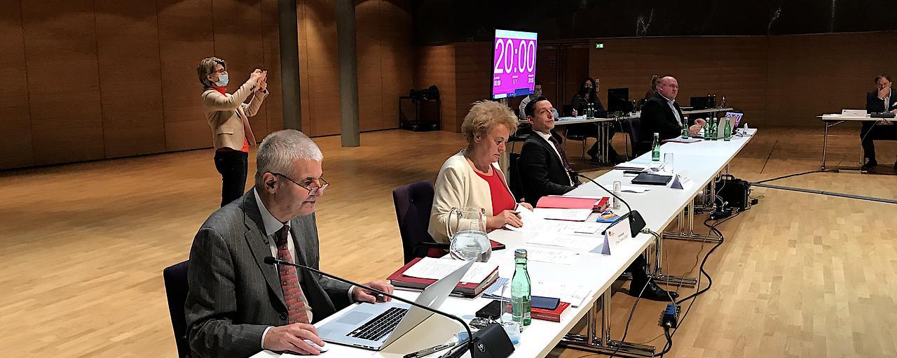 U-Ausschuss: Petrik sorgt für Aufregung