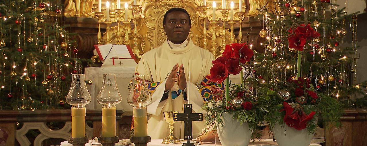 Traumberuf Pfarrer: Von Nigeria ins Mostviertel